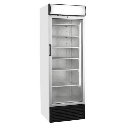 Tefcold UFG1450GCP Glass Door Display Freezer